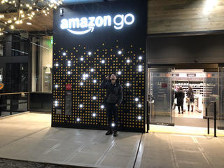 AmazonGo訪問で見えてきたレジレス店舗の狙い